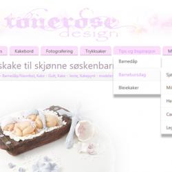 Organisering på bloggen ♥