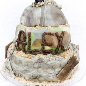 Kake til Konfirmasjon - Airsoft
