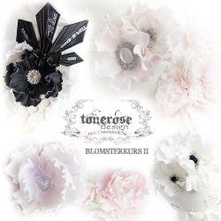 BlomsterKurs II { Utsmykkede & Romantiske Blomster }