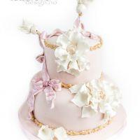 Eventyrlig kake til PrinsesseBursdag