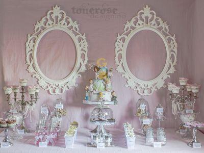 Bildedryss Kakebord / Sweet Table { God Morgen Norge }