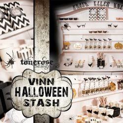 { GiveAway } Vinn HalloweenStash!