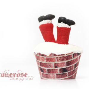 { Juleinspirasjon } Cupcakes