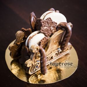 Julesjokolade ♥