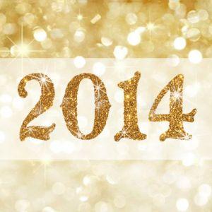{ et fortryllende nytt år! }