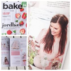 { 6 helsider i magasinet BAKE}