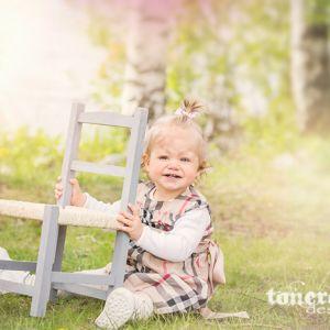 { vakre Celina // barnefotografering }