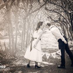 { bryllupsfotografering // takkekort-bilde }