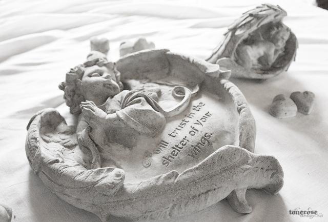 støpe betong engler