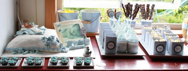 Daniels Dåp del 3 – Dessertbordet! Inspirasjon og tips til et litt annerledes kakebord
