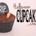 halloween cupcakes creepy gravstøtte