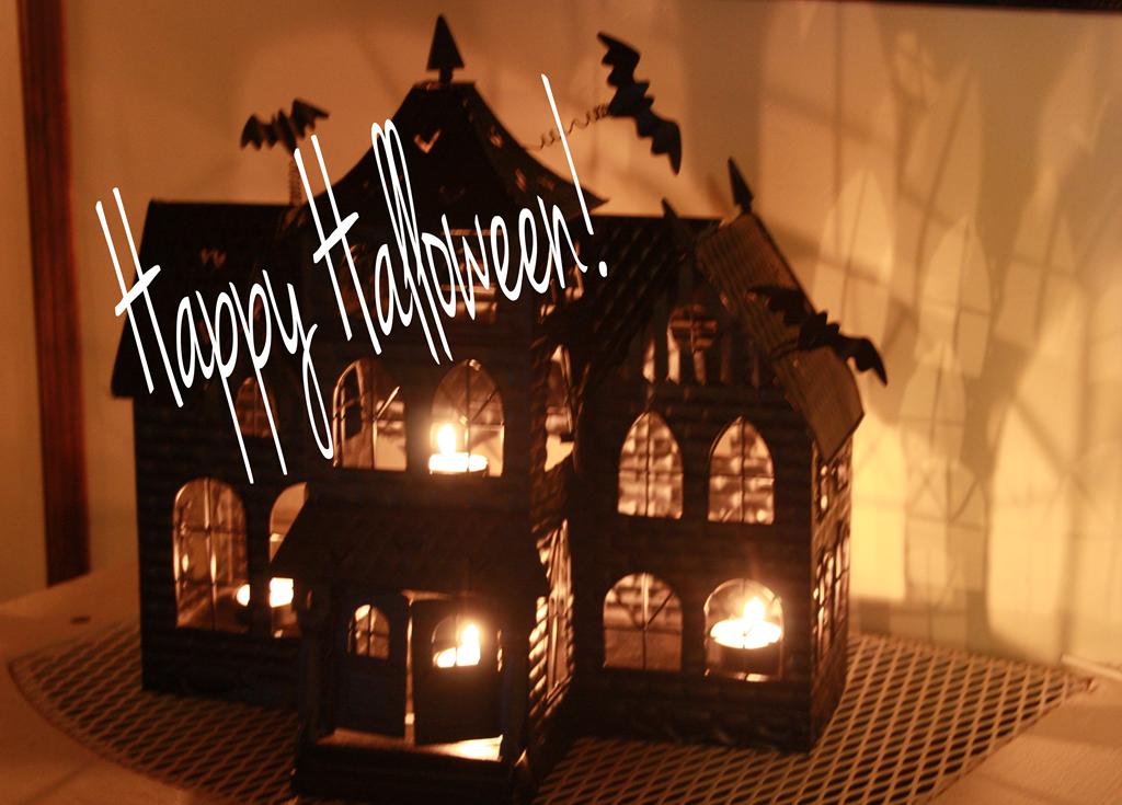 halloween dekor