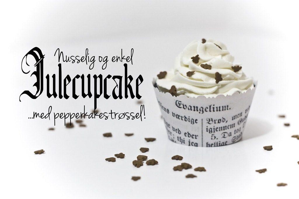 bibelwrapper cupcake jul diy