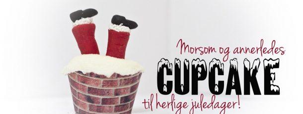 Min Favoritt-Cupcake til Jul!