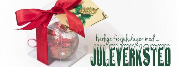 Tips til Juleverksted med barna ♥