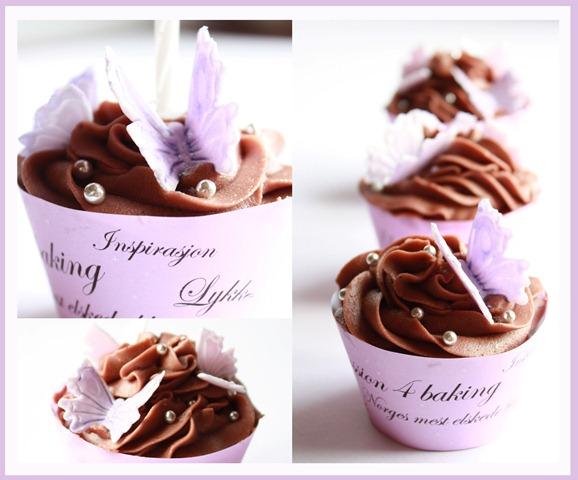 cupcakes 2 oppskrift