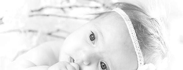 Babyfotografering – nydelig litta dukke!