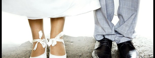 En NYDELIG bryllupsdag!