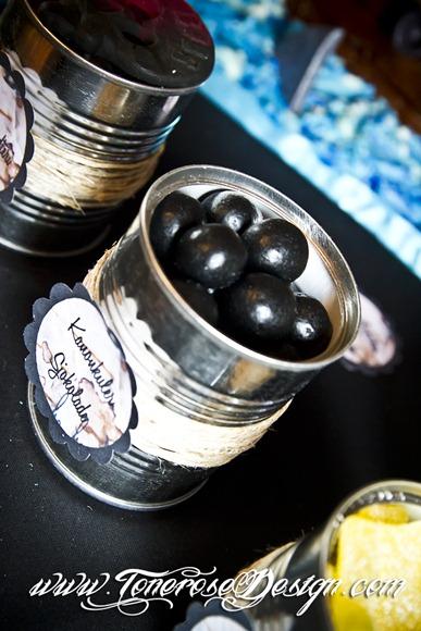 Sjørøverbursdag dessertbord kakebord pirat bursdag sjørøver IMG_5746