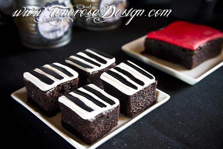 Sjørøverbursdag dessertbord kakebord pirat bursdag sjørøver IMG_5749