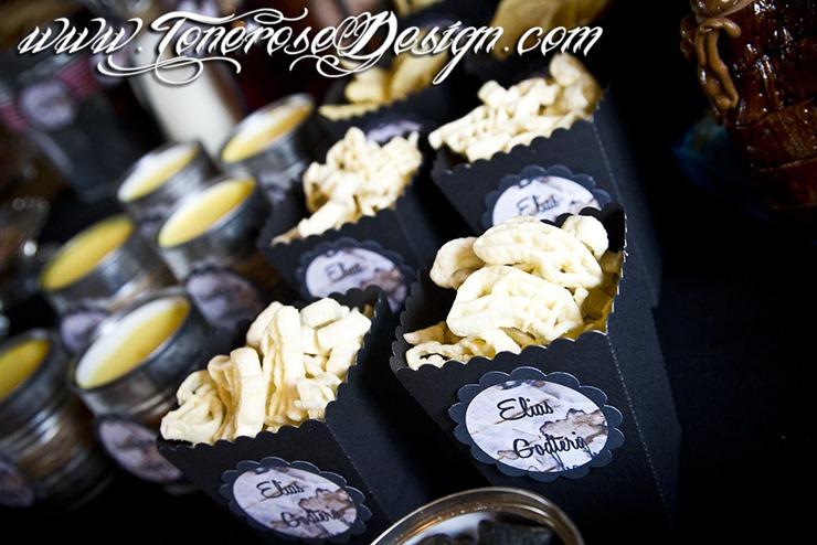 Sjørøverbursdag dessertbord kakebord pirat bursdag sjørøver IMG_5758