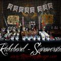 Sjørøverbursdag dessertbord kakebord pirat bursdag sjørøver