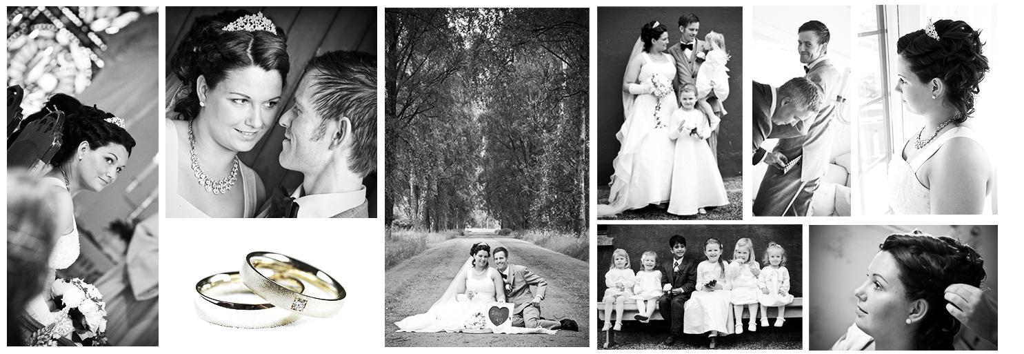 Bryllupsfotografering Designkaker Babyfotografering Trykksaker Kakebord