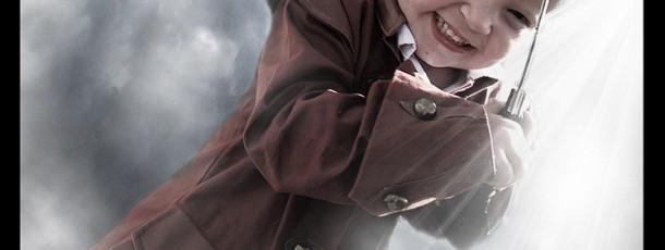 Bilde til Takkekort – Sjørøverbursdag! Knalltøff liten sjørøver