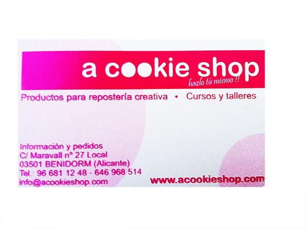 a cookie shop