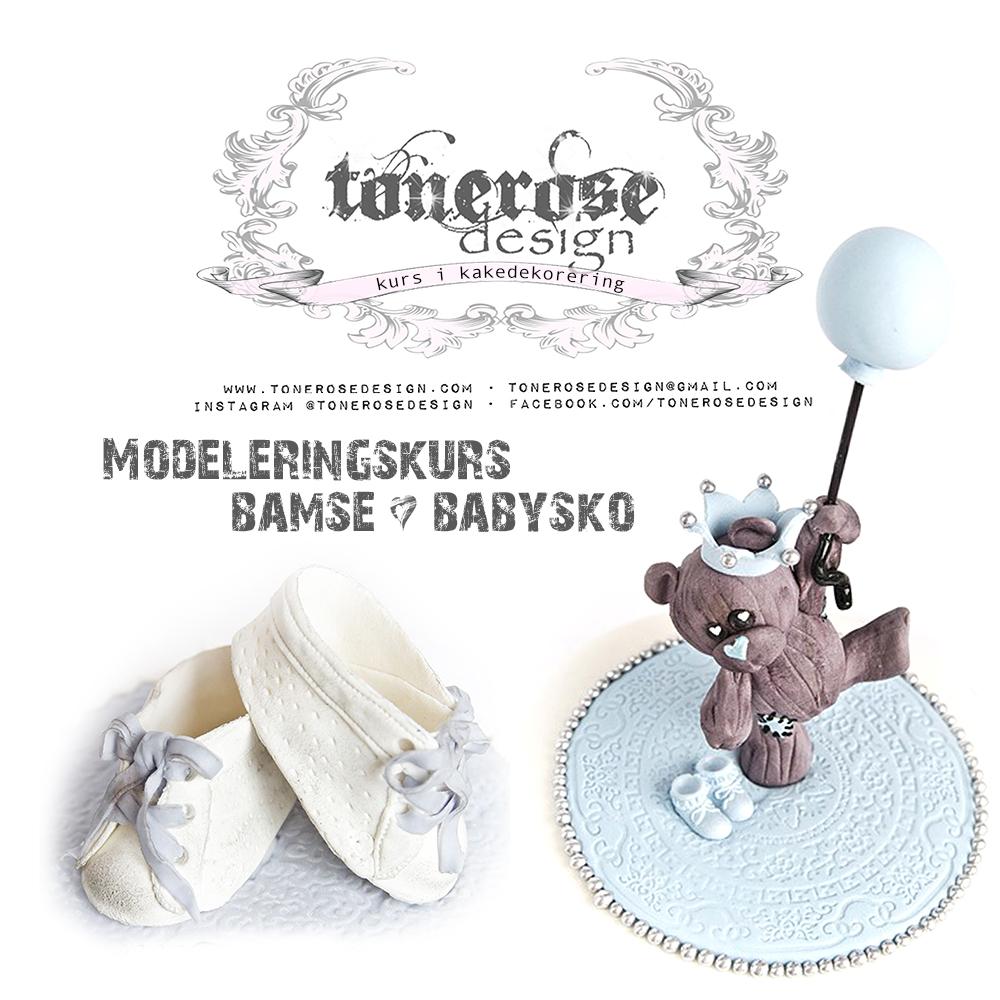 Kurs Modelering Bamse med ballong copy