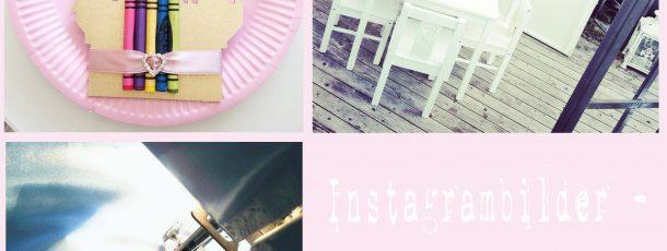 Forberedelser PrinsesseBursdag { Instagrambilder }