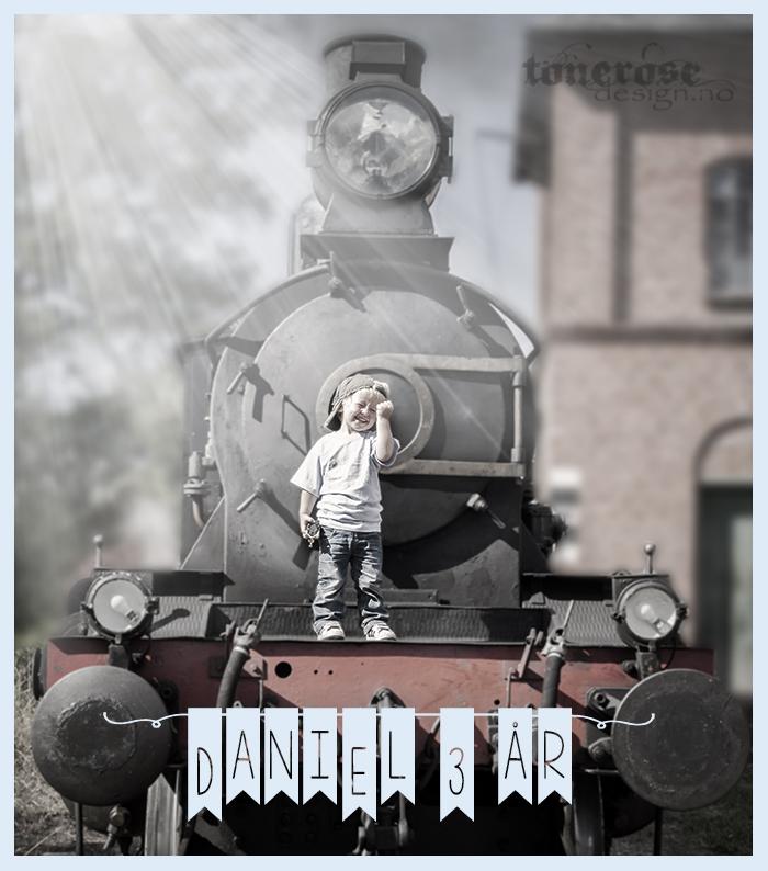 Daniel Krøderbanen_bursdag_3år_togbursdag_krøderbanen