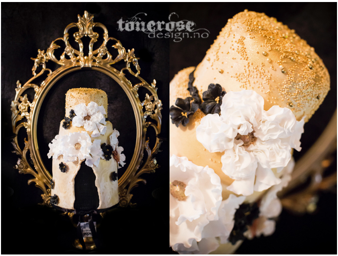 ramboline_glam_cake_designcake_gold