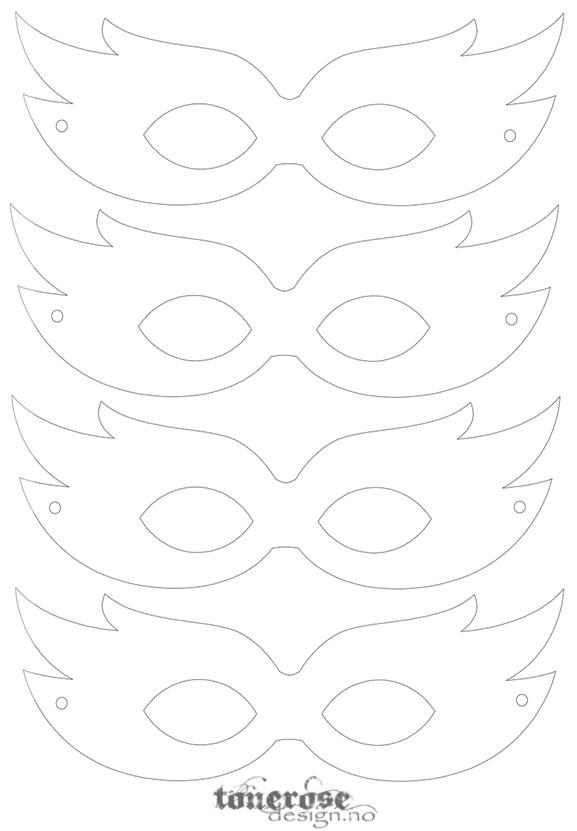 Pokemon Masker Kleurplaat Superhelt Masker 187 Tonerosedesign