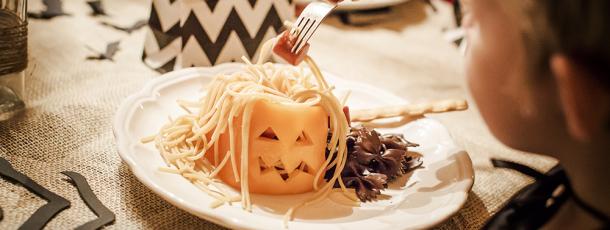 { halloween // middagstips // barn // reblogging }