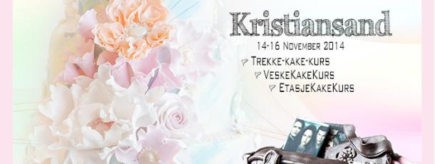 { kakekurs // Kristiansand // info }