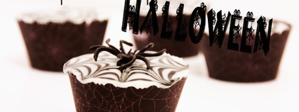 SpindelvevCupcakes på 1-2-3 {RebloggingHalloween}