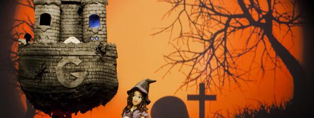 { Halloween – kake // God Morgen Norge // Designkake }