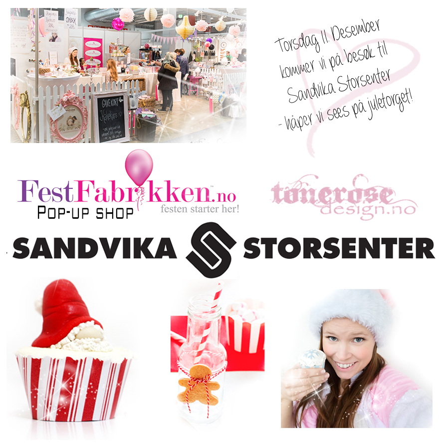 sandvika storsenter collage