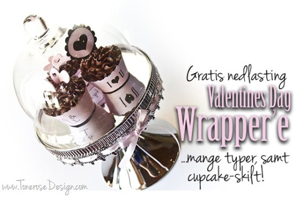 { valentines dag // gratis nedlasting // reblogging }