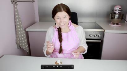 DIY påskehare-cupcakes
