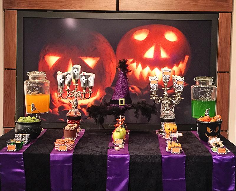 Halloween dessertbord enkelt juksesupermamma IMG_1232 copy
