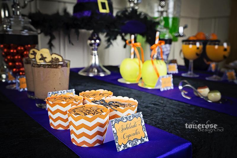 Halloween dessertbord enkelt juksesupermamma KL5A9700 copy