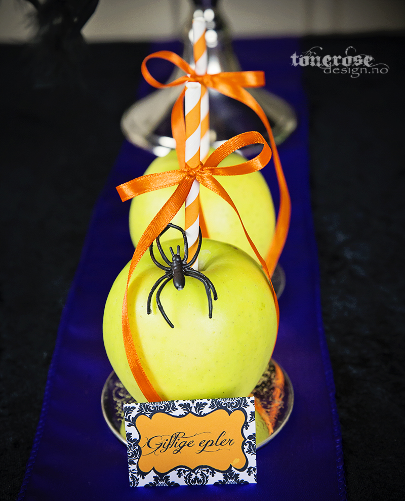 Halloween dessertbord enkelt juksesupermamma KL5A9721 copy