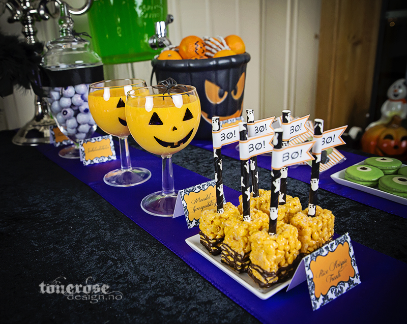 Halloween dessertbord enkelt juksesupermamma KL5A9730 copy