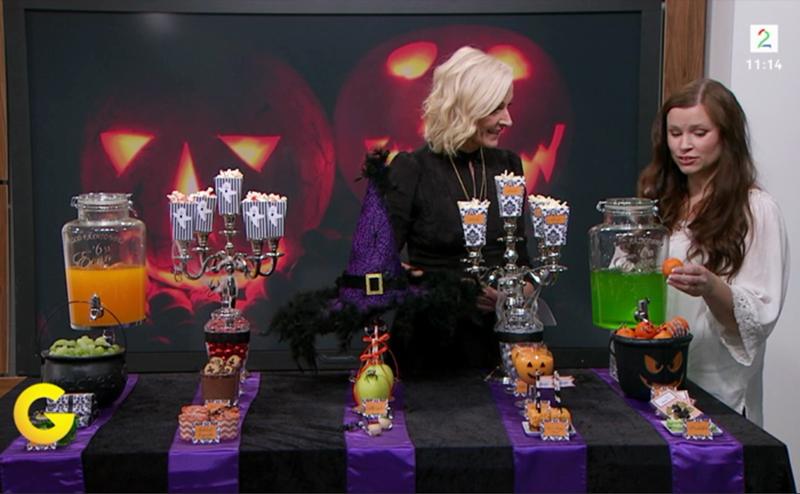 Halloween dessertbord enkelt diy god morgen norge tv2 IMG_1328