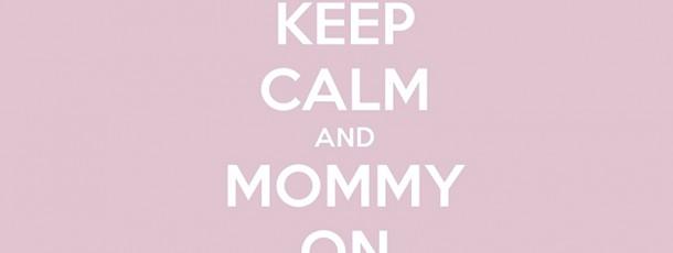 { Keep calm… }