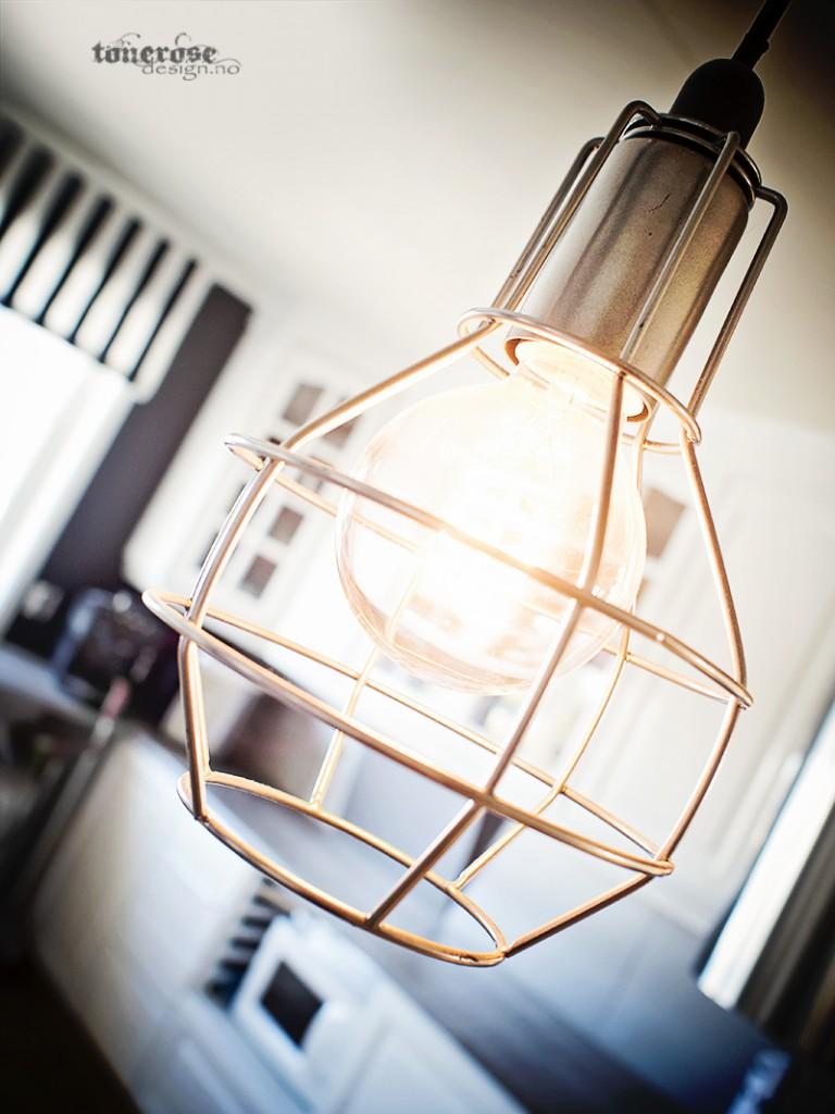 Interiør: Kjøkken-lamper } - ToneroseDesign