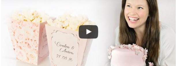 { Video // DIY Popcornboks }