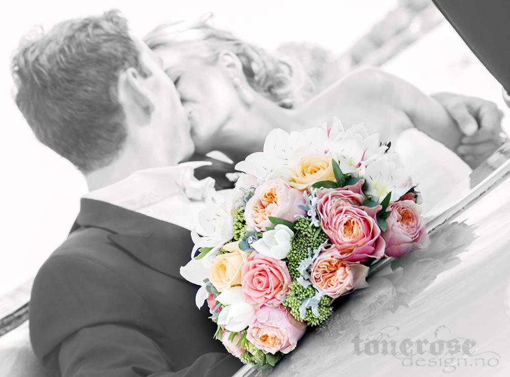 Bryllupsfotografering inspirasjon